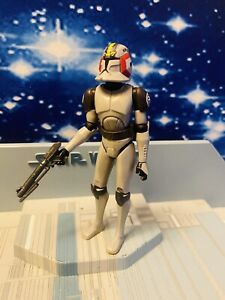 STAR WARS CLONE WARS  MINT & LOOSE ACTION FIGURE - STEALTH OPERATIONS CLONE