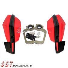 "7/8"" Dirt Bike Handle Bar Hand Guard For Honda CRF 150 100 XR 230 250 400 110"