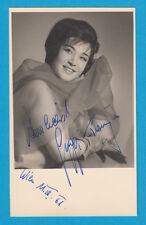 Guggi Löwinger ( Margit Löwinger ) -  Film / Tanz / Bühne aus 1961  - # 6104