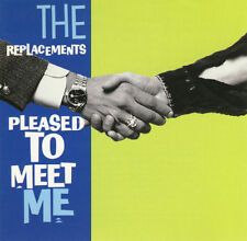 *NEW* CD Album The Replacements - Pleased to meet you (Mini LP Style Card Case)