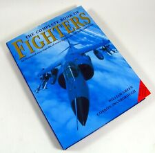 THE COMPLETE BOOK OF FIGHTERS Large Format Book 608 pages many photos & drawings