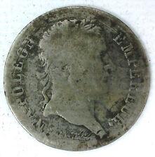 FRANCE - NAPOLEON I (1804/1814) - 1 FRANC 1808 W LILLE