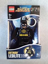 Lego DC Comics Super Heroes Batman vs SuperMan Led Lite Key Light New