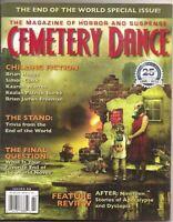 CEMETERY DANCE #69. Simon Clark, Brian Hodge, Thomas Monteleone, Kaaron Warren