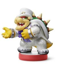 Nintendo amiibo Bowser Super Mario Odyssey Wedding Outfit Action Figure - 2007466
