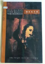 DC VERTIGO Death no.2 April 1993 mint 9.9 Graphic Novel