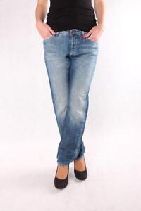 REPLAY WX693 604 343 009 Leena, Damen Jeans, Blauer Denim