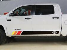 Tundra Vintage Bed Stripes Vinyl Stickers Decal Kit for Toyota Tundra new style