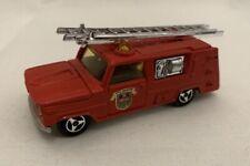 Majorette Feuerwehr Fire Brigade Dodge Top Zustand