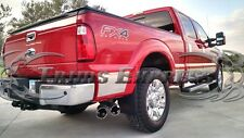 2011-2016 Ford F-250/Super Duty Crew Cab Long Bed Rocker Panel Trim 10.5""