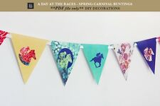 Derby Banner, Derby Party, Spring Racing **PDF FILE only**
