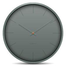 LEFF Amsterdam Tone Stainless Steel Tone35 Designer Wall Clock 35cm - Grey