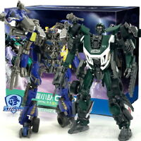NEW Transformed TF DREAM FACTROY GOD-03 Blue & Green Set Boy toys In Stock !