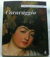 """I MAESTRI DELL'ARTE ITALIANA """"CARAVAGGIO"""" centauria ediz 2020 FLAMINIO GUALDONI"""
