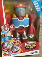 Playskool Heroes TRANSFORMERS Rescue Bots Academy Mega Mighties Heatwave