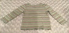 Old Navy Baby Girl Top Shirt Size 18-24 Months In Euc (Bin Ae)
