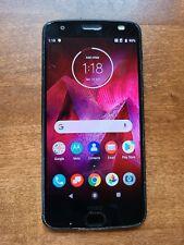Motorola Moto Z2 Force XT1789-01 64GB Unlocked Good Condition