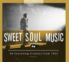 Sweet Soul Music: 1963 by Various Artists (CD, Jun-2008, Bear Family Records...