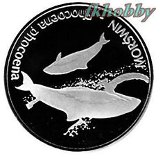 Polonia 2012 coins 15 Pos. Morświn Porpoise Fish Fisch Poissons Pesce Ryba nsod