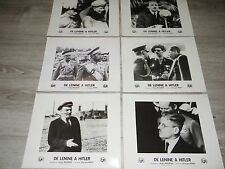 DE LENINE A HITLER  !  tres rare photos cinema 1940