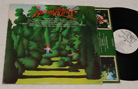 PETER AND THE WOLF:LP-PROG 1°PRESS USA PROMO 1975 EX+