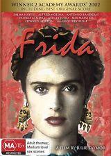 Frida (DVD, 2011)-Salma Hayek-Alred Molina-Antonio Banderas-Geoffrey Rush