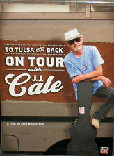 To Tulsa And Back - On Tour With J.J. Cale NEW DVD Widescreen,CONCERT,FAST SHIP
