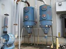 Spencer Tubular Bag Separator Collector 3000 Cfm 100Hp 42203B1 3500 Rpm