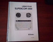 Mit ihrem SuperCom 4400 Ultratec 305-002804