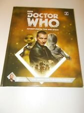The Ninth Doctor Sourcebook  Dr Who AITAS RPG - Supplement