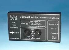 Compatto IN-LINE DSP il rumore Modulo con filtraggio MONO O STEREO
