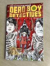 SANDMAN DEAD BOY DETECTIVES: GHOST SNOW TPB VO NEUF / NEAR MINT / MINT