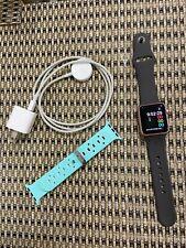 Apple Watch Sport 38mm Aluminium Smart Watch - Rose Gold 7000 Series - New Band