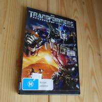 TRANSFORMERS Revenge Of The Fallen DVD Video Shia LaBeouf MEGAN FOX Action ROBOT