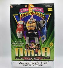 Ninja Megazord W Box MMPR Power Rangers 1995 Action Figure