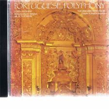 CD HYPERION PORTUGESE POLYPHONY  - WILLIAM BYRD CHOIR