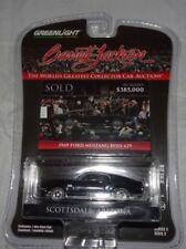 Artículos de automodelismo y aeromodelismo color principal negro Ford de escala 1:64