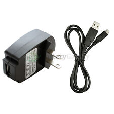 NEW Wall Home Charger+USB Micro Data Sync Cable For Android Cell Phone 500+SOLD