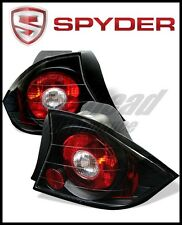 Spyder Honda Civic 01-03 2Dr Euro Style Tail Lights Black