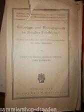 NM26 Mayer Kaisertum und Herzogsgewalt im Zeitalter Friedrichs I. - Studien