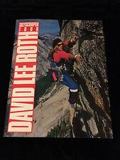 David Lee Roth-Skyscraper Tour-Concert Program Book-Van Halen-1988