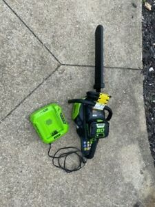 Greenworks Pro 80V 18 Inch Brushless Cordless Chainsaw 2.0Ah Battery