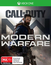 Call of Duty Modern Warfare Xbox One Game NEW COD