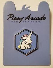 Pinny Arcade Rainbow Horse Pin PAX Prime 2015 Unicorn The Behemoth