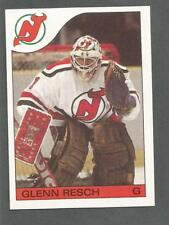 1985-86 Topps Hockey Glenn Chico Resch #36 Goalie New Jersey Devils NM/MT