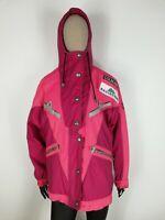 COLMAR SPORTSWEAR Cappotto Giubbotto Giubbino Jacket Coat Giacca Tg 46 Donna