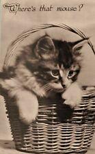 Animals Nature Wildlife - Postcards - Antique & Vintage - Multilisting