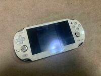 Ps Vita Console System Hatsune Miku Limited Edition Wi-Fi Model Pchj-10002 FS