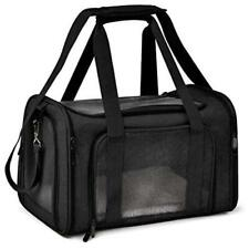 Henkelion Cat Carriers Dog Carrier Pet Carrier for Small Medium Cats Dogs, Pink,