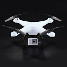 Wide Angle Lens 720P HD Wifi Camera Quadcopter Drone FPV Helicopter Hover White